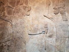 Protective Spirits (failing_angel) Tags: 191116 london camdenborough britishmuseum bloomsbury assyrian nineveh