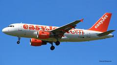 Airbus A319-111 n° 2471 ~ G-EZII  Easy Jet (Aero.passion DBC-1) Tags: aeropassion aviation avion aircraft plane spotting 2014 dbc1 david biscove cdg roissy airport airbus a319 ~ gezii easy jet