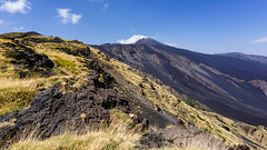 Etna Mount's Cratere, 2600mt, Sicily - Italy (DiSorDerINaMirrOR) Tags: etna volcano vulcano italy italien italia nature natura naturephotography naturepics natural landscape sony sonyalpha sonyalpha6000 intothewild sky vegetation summer mountains mount hiking climbing beautyofnature sicilia sicily