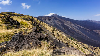 Etna Mount's Cratere, 2600mt, Sicily - Italy