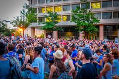 2017.08.13 Charlottesville Candlelight Vigil, Washington, DC USA 8123