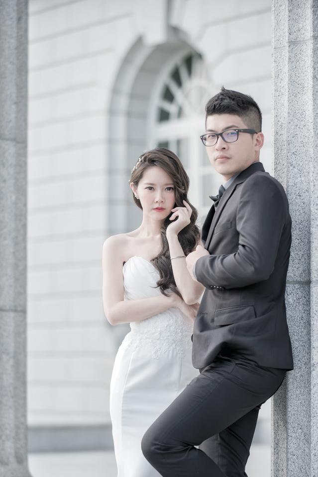 台南自助婚紗 奇美博物館 婚紗作品 Abby 017