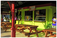 """""""Two Culture Restaurant"""" - St. Georges, Grenada"""