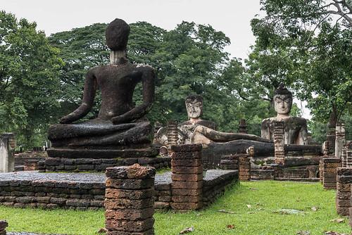 Kamphaeng Phet, Thaïlande