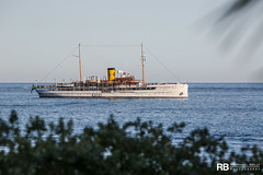 SS Delphine - 79m - Great Lakes Ew (Raphaël Belly Photography) Tags: rb raphaël monaco raphael belly photographie photography yacht boat bateau superyacht my yachts ship ships vessel vessels sea motor mer m meters meter ss delphine 79m 79 white blanc bianco great lakes engineering works ew