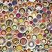 Canastas en El Bajío - Ciudad de México 170924 (Lucy Nieto) Tags: méxico estampa canasta círculos