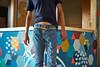 Enrico Poveri (Marioiks) Tags: bari italia italy portrait ritratto pigment workroom color colors trouser cinta bell belly enrico poveri
