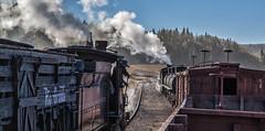 Meet (arcadia1969) Tags: ct cumbrestoltec 282 463 k27 steam train railroad narrowgauge 311