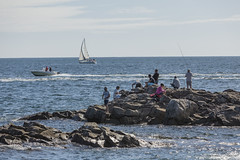Le Croisic (Pierre ESTEFFE Photo d'Art) Tags: bateau mer ciel rocher lecroisic loireatlantique44 france