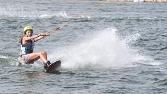 CFR0581 (Carlos F1) Tags: nikon d300 castelldefels ocp olimpiccablepark olimpic sport deporte water agua wakeboard wakeboarding wakesport wakeskate boardsport jump salto tabla surf surfing barcelona spain girl woman lady chica mujer fun outdoor acuatico