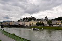 Day trip to Salzburg (J@photo) Tags: salzburg austria austriantown easterneurope europetravel europearchitecture daytrip mozartsbirthplace architecture medievaltown europeantown salzburgoldtown hohensalzburgcastle salzachriver