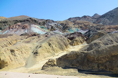 Artist's Drive and Artist's Palette (cali4niahiker) Tags: artistsdrive palette deathvalley nationalpark