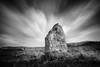 Teller of Tales (burnthaggis) Tags: totronald isle coll standing stone tellers tales clouds lee10stopnd wind