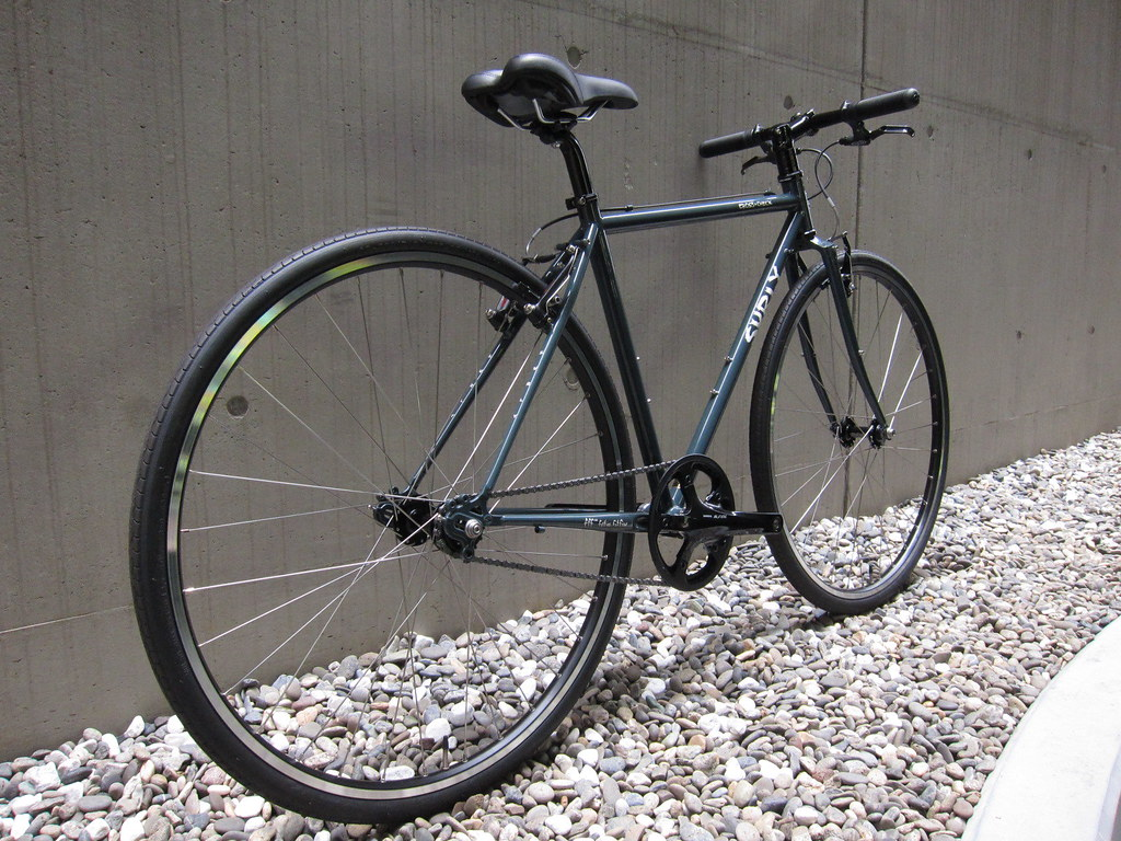SURLY Cross Check SS GRY 3