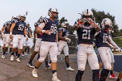 American River vs. Diablo Valley Football, Sep. 2, 2017 @ ARC (davidmoore326) Tags: community college american river americanriver diablo valley diablovalley arc dvc football education athletics sports photography california ca dslr camera cccaa ncfc sacramento unitedstatesofamerica