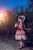 SDF_9680 (SendoFu) Tags: bonnet lolita ボンネット エプロン風スカート blouse bl ブラウス headbow kc カチューシャ bnt 蕾絲 維多利亞 jsk op onepiecedress ワンピース jumperskirt ジャンパースカート nop lolitafashion 蘿莉塔 蘿莉塔時裝 ロリータ・ファッション sweetlolita classicallolita