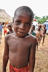 Sierra Leoneon boy