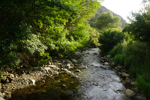 River at Yegeghis