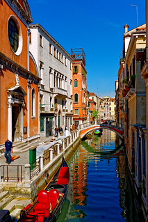 Venice / Rio de San Felice / Fondamenta San Felice
