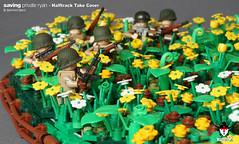 Barthezz Brick - Saving Private Ryan - Halftrack Take Cover 7 (Barthezz Brick) Tags: moc lego ww2 world war 2 saving private ryan 2nd rangers ss panzer division 101st airborne 506pir custom barthezz brick barthezzbrick