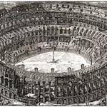 Veduta dell' Anfiteatro Flavio detto il Colosseo thumbnail