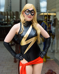 DragonCon 2017 Friday-31 (Zaptomatic) Tags: cosplay dragoncon dragoncon2017 marvel msmarvel captainmarvel