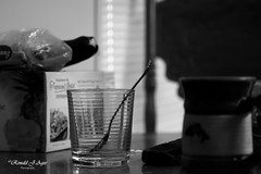 Low Key Glass (Ronald J Agee) Tags: blackwhite lowkey oregon places roseburg style theclubhouse glass cup mug coffee table window lighting drama monochrome dinner kitchen dining smooth aperture focus focal wide shallow depthoffield gray