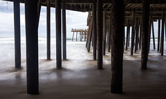 Rhythm of Pismo (Igor_Star) Tags: pismo pier ocean reflection longexposure pacific fuji fujifilm xt2 23mm nd400 igorstar rhythm beach hoya