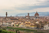 View of Florence from Piazzale Michelangelo (Y-tamin_M) Tags: piazzale michelangelo florence