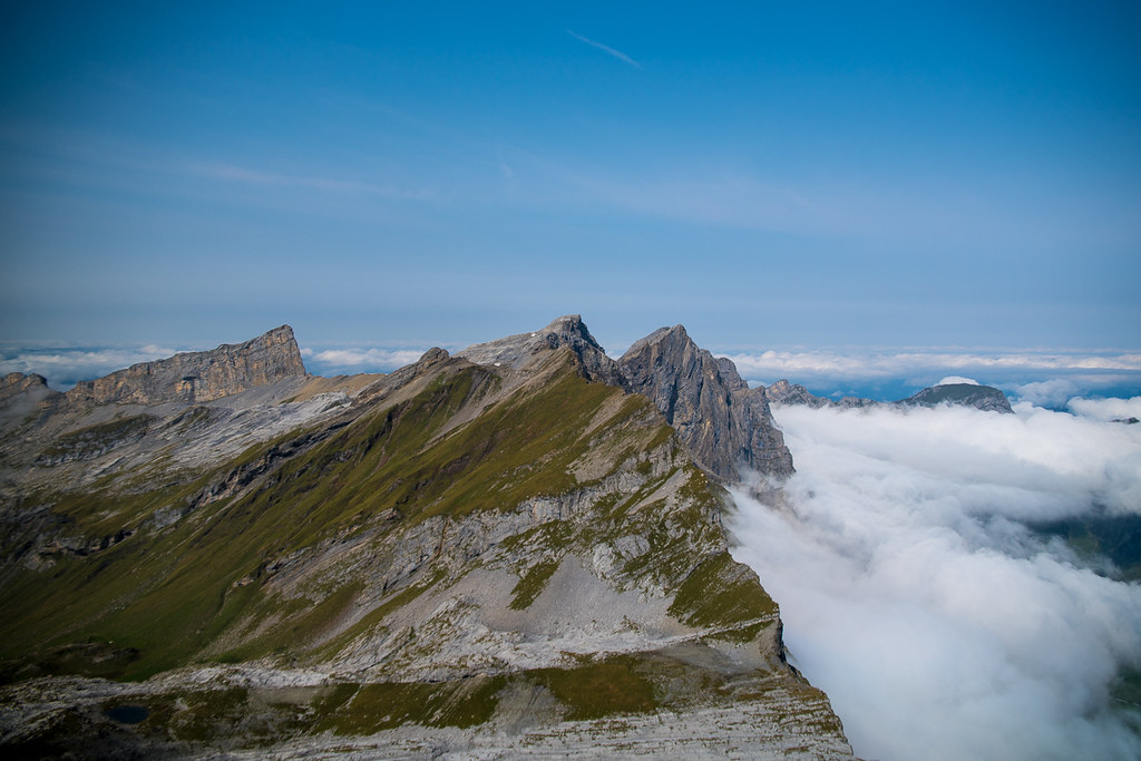 Klettersteig Jochpass : The world s best photos of jochpass and schweiz flickr hive mind