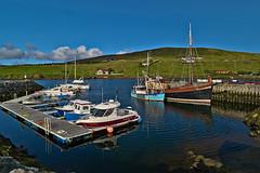 Voe Harbour