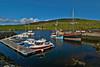Voe Harbour (pstenzel71) Tags: schottland shetland voe darktable samsungnx