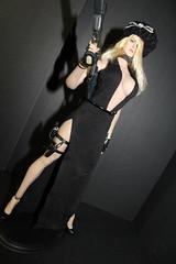 Phicen kitbash (kengofett) Tags: phicen kimi kitbash 16 female figure blonde