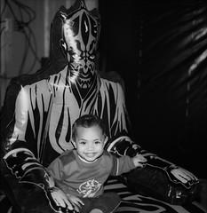 Darth_Zack_3 (calebstorms) Tags: baby zack blackwhite film chair darth starwars