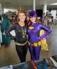 (goldenticket76) Tags: julienewmar yvonnecraig cosplay costume 1966batgirl 1966batman batgirl batman catwoman memphis memphiscomicexpo