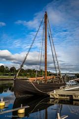 Knarr (Askjell) Tags: borgund borgundgavlen borgundknarren knarr møreogromsdal norway spjelkavik sunnmøre sunnmøremuseum viking ålesund
