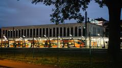 Allinn (Veiko Tubin) Tags: telliskivi baltijaam kalamaja reisijatetänav light street öö õhtu tallinn vaksal rongijaam trainstation night