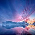 @EarthPix : Midnight in Greenland / Photo by @danielkordan https://t.co/0rFvglSXaT thumbnail