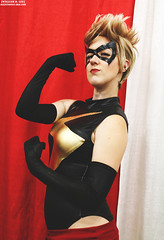 IMG_2596 (willdleeesq) Tags: cosplay cosplayer cosplayers comicconrevolution ccr2017 ontarioconventioncenter angiviper captainmarvel missmarvel msmarvel marvel marvelcomics