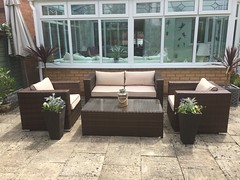 Customer Images 2015. (rattandirect) Tags: rattan rattandirect rattanfurniture gardenfurniture rattanweave products furniture lifestyle sofa dining chair tables parasol outdoor indoor conservatory bolton