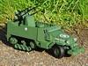 2499_M16_Halftrack_Steering_Upgrade_1 (El Caracho) Tags: cobi small army ww2 building blocks m16 halftrack multiple gun motor carriage steering upgrade