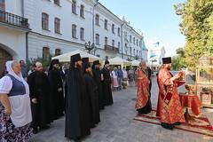 Открытие Святогорской медовой ярмарки (9) 09.08.2017