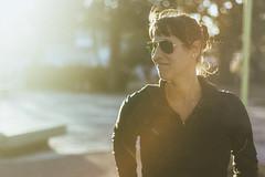 Mi persona favorita (Bruno Aiub Robledo) Tags: portrait retrato bruno aiub robledo raw film flare mujer woman sun sol