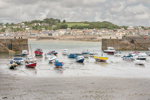 Low Tide, St Michael's Mount