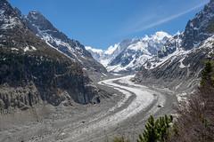 Mer de Glace (Brett Ritzmann) Tags: alps glacier france mountains montblanc montblancmassif brettritzmann nikond600