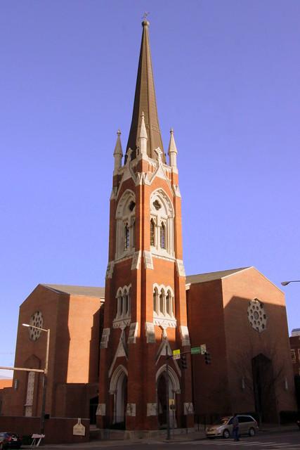 First Baptist Church - Nashville