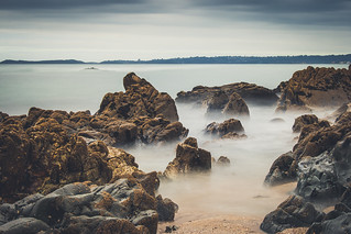 Brittany rocks