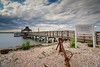 Ferry Dock (Jemlnlx) Tags: canon eos 5d mark iv 4 5d4 5div ef 1635mm f4 l is usm wide angle lens landscape photography scenic norwalk ct sheffield island lighthouse ferry cruises tours connecticut tiffen bw gnd graduated neutral density filter 10stop 30 dock boat