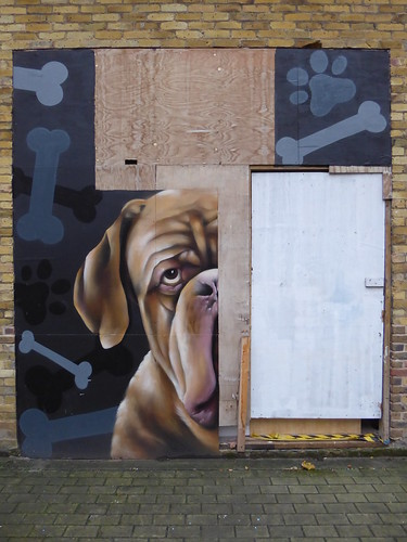 graffiti, Croydon