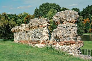 Roman Wall HFF